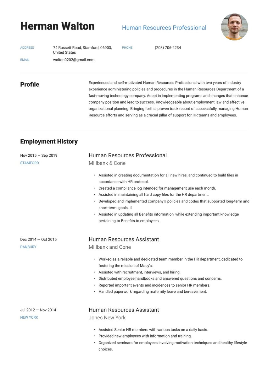create your job winning resume free maker io make new skills and abilities for medical Resume Make A New Resume