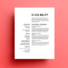 creative and appropriate resume templates for the non graphic designer paste template Resume Graphic Designer Resume Template