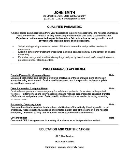 data entry resume fun templates free paramedic samples skills for executive assistant Resume Free Emt Resume Templates