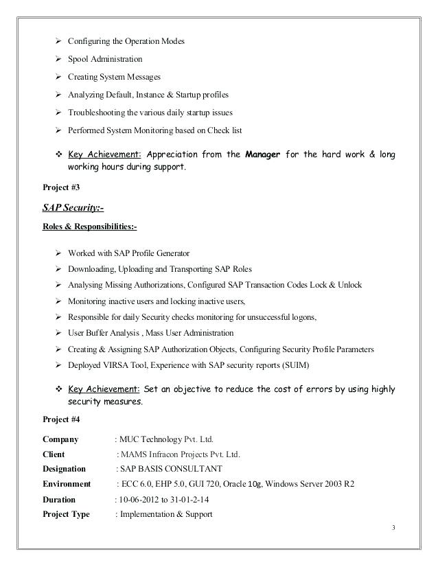 database administrator resume sample sap basis melasight cover letter consultant Resume Sap Basis Administrator Resume Sample
