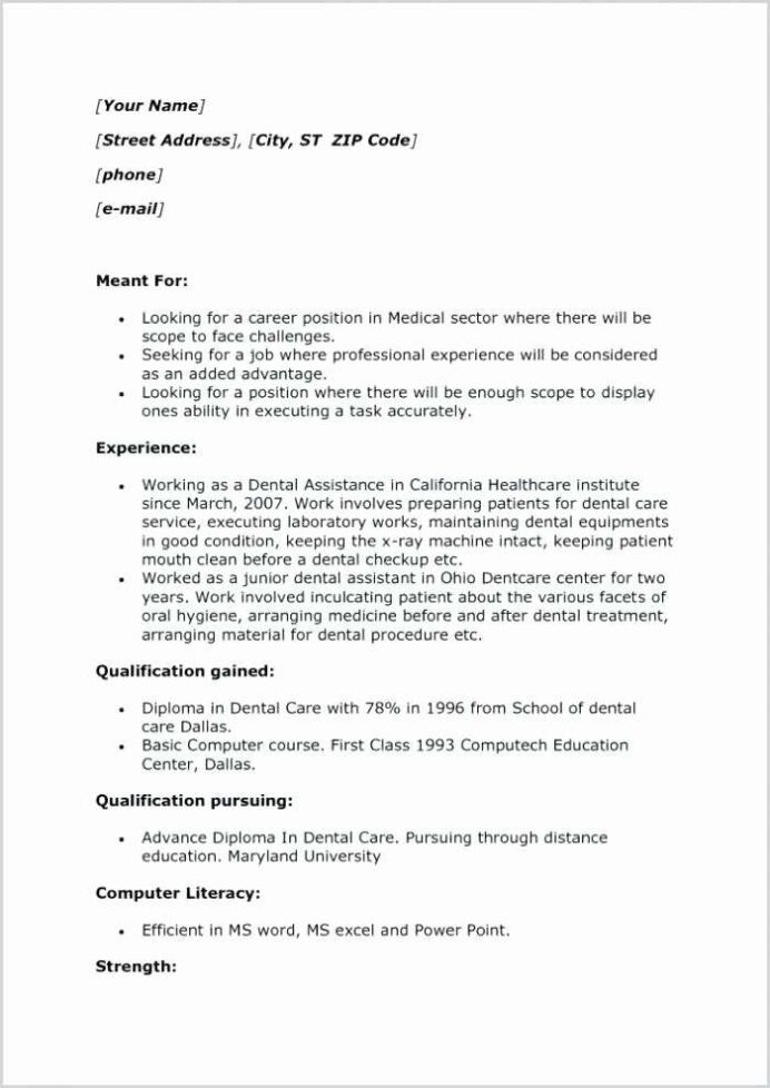 dental assistant jobs no experience resume examples with objectives unique of business Resume Dental Assistant Resume Examples With No Experience