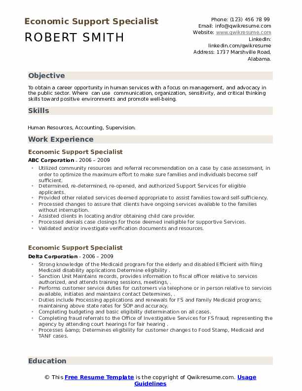economic support specialist resume samples qwikresume pdf pcb testing engineer on air Resume Economic Support Specialist Resume