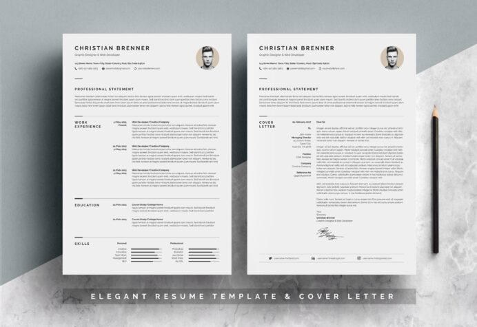 elegant resume template one templates paper size for and application letter skills your Resume Talent Inc Resume Writer Salary