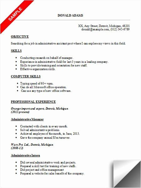 entry level physical therapist resume elegant assist administrative assistant therapy Resume Physical Therapist Assistant Resume Skills