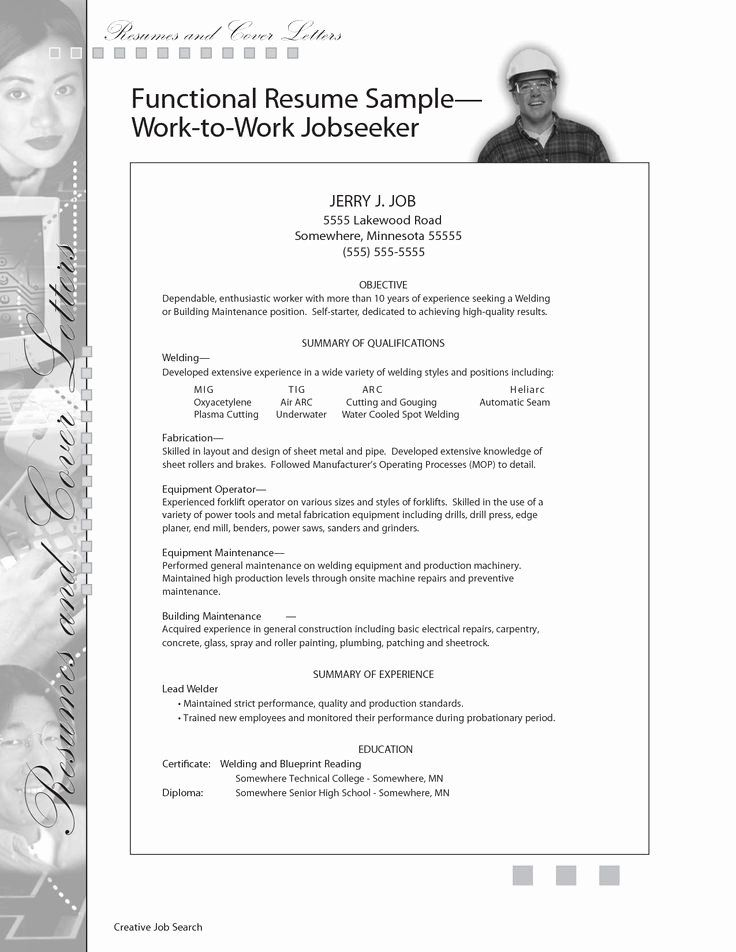 entry level welding resume unique sample for position building maintenance examples Resume Sample Resume For Welder Position
