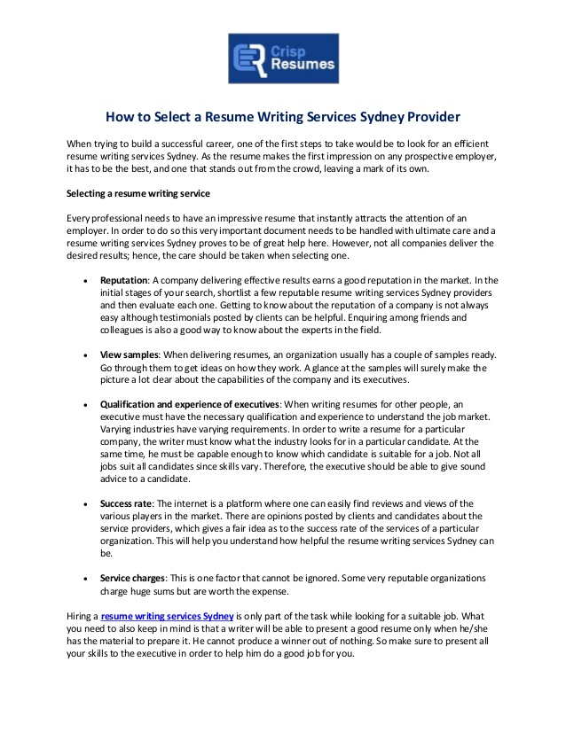 executive resume writing service sydney one on to select services provider sample for new Resume One On One Resume Writing Service