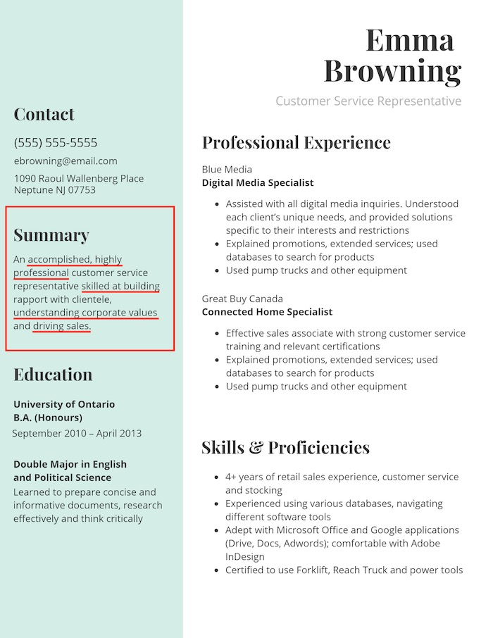expert resume design ideas from hiring manager personal values for simple customer Resume Personal Values For Resume