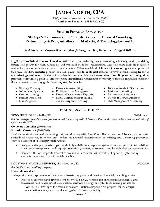 financial consultant resume example marketing exfi17a professional modern samples Resume Marketing Consultant Resume