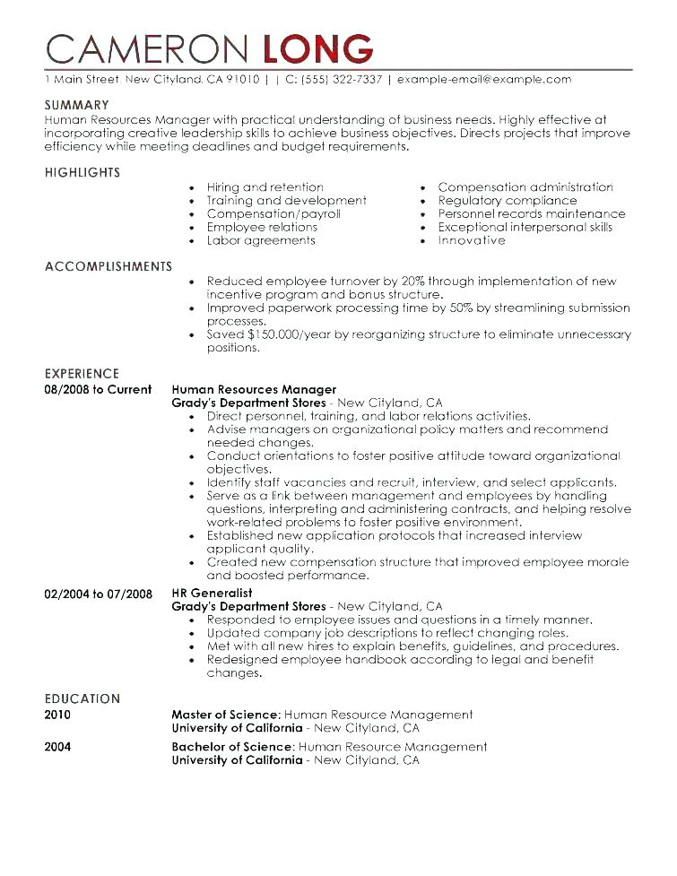 for military resume samples format examples qualification summary example sap hcm year Resume Military Resume Examples 2020