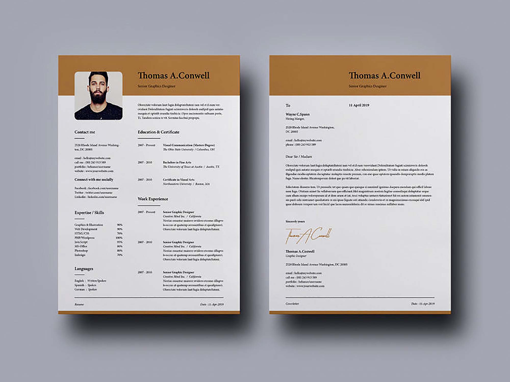 free column resume template ind two title abstractor sample entry level examples for Resume Two Column Resume Template