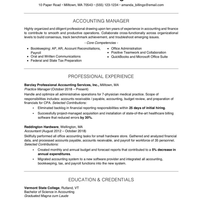 free professional resume examples and writing tips best 2063596res1 archive clerk Resume Best Resume Examples Free