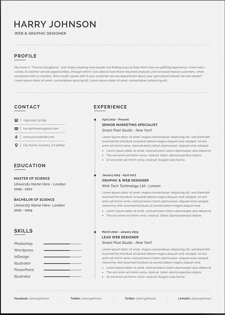 free word resume templates now professional cv template technical program manager skills Resume Professional Resume Cv Template