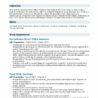 front office assistant resume samples qwikresume format for pdf airport ramp agent oracle Resume Resume Format For Front Office Assistant