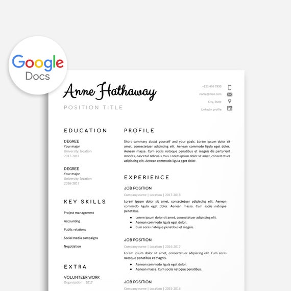 google resume template etsy does docs have il 570xn njsi best electrical supervisor Resume Does Google Docs Have A Resume Template