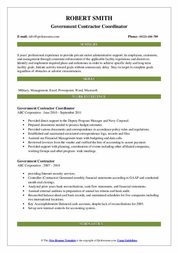 government contractor resume samples qwikresume federal pdf quality control inspector Resume Federal Contractor Resume