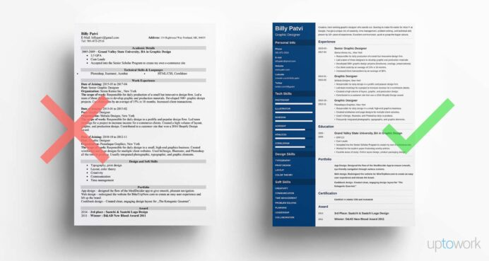graphic designer resume examples and design tips for senior sample samples credit Resume Senior Graphic Designer Resume Sample