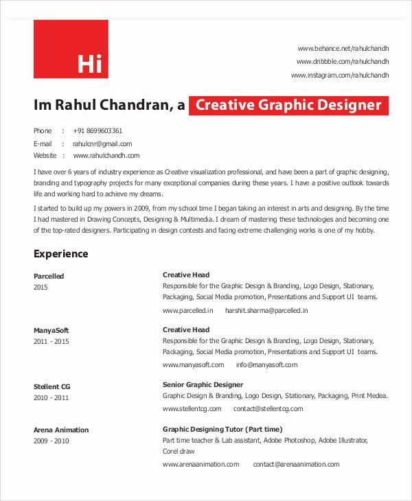 graphic designer resume pdf elegant design template senior sample kids acting judicial Resume Senior Graphic Designer Resume Sample