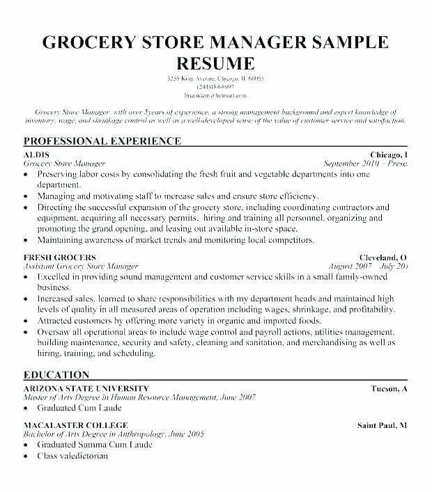 grocery store clerk resume unique sample for thrifdecorblog job samples good examples Resume Grocery Clerk Resume Sample