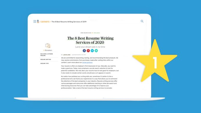 hire the best of to write your resume topresume search websites balancecareers2020hero Resume Best Resume Search Websites