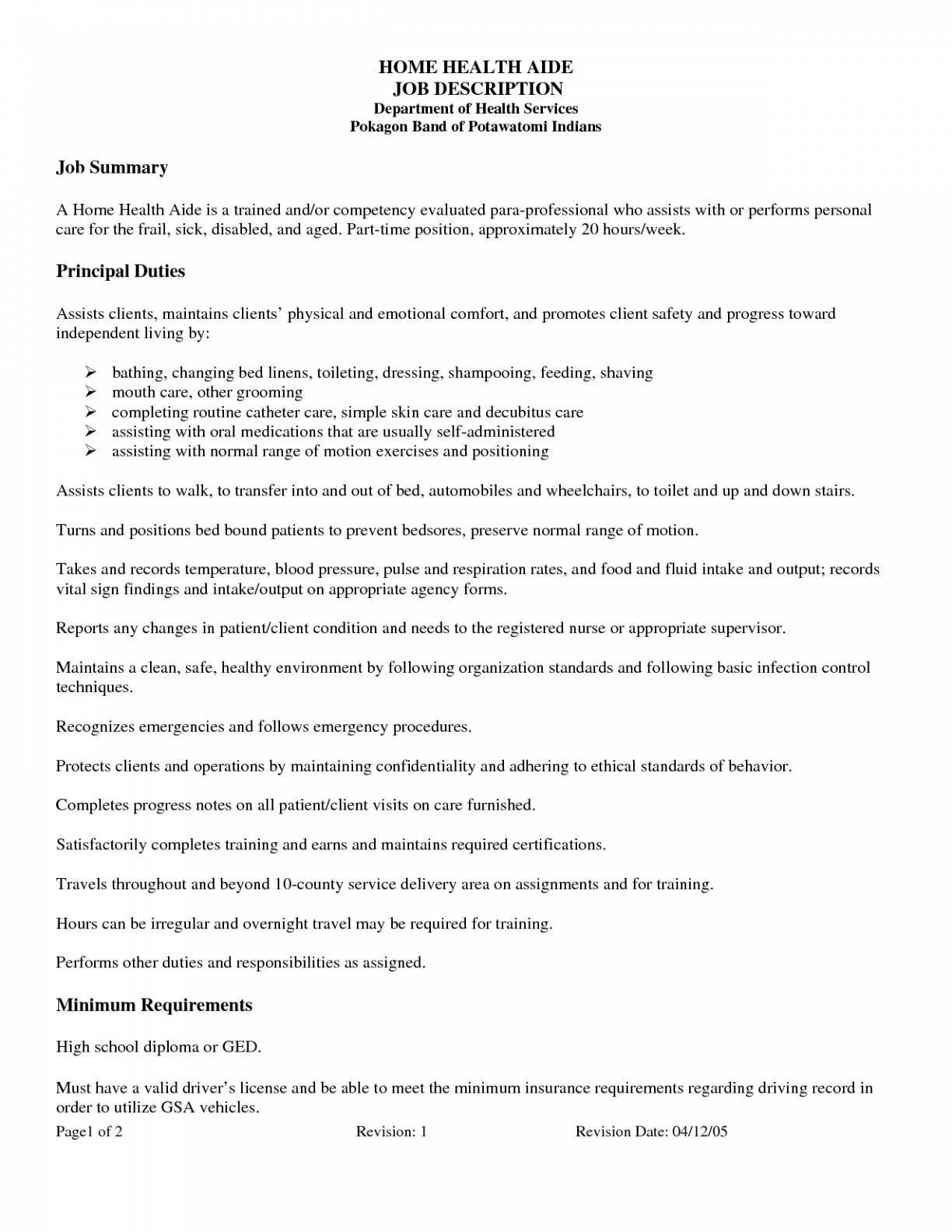 home health aide resume objective examples getting awesome sample of strong interpersonal Resume Home Health Aide Resume