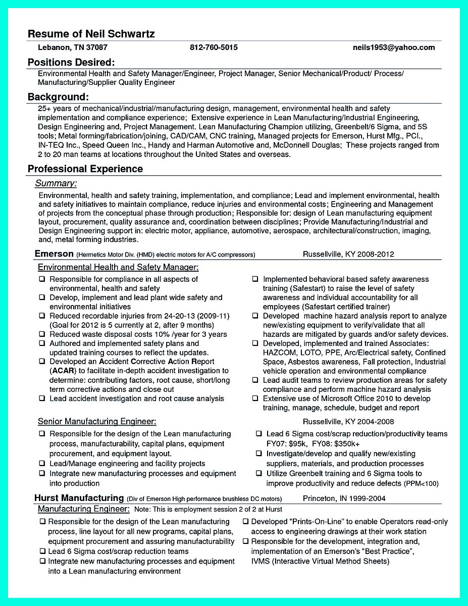 industrial safety resume template proofreadingwebsite web bsa compliance officer spruce Resume Compliance Officer Resume Template