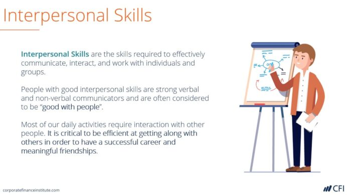 interpersonal skills examples you need to know excellent resume for msc computer science Resume Excellent Interpersonal Skills Resume