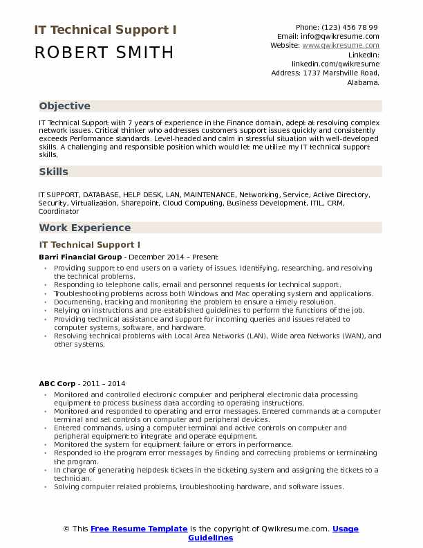 it technical support resume samples qwikresume troubleshooting skills pdf forklift driver Resume Troubleshooting Skills Resume