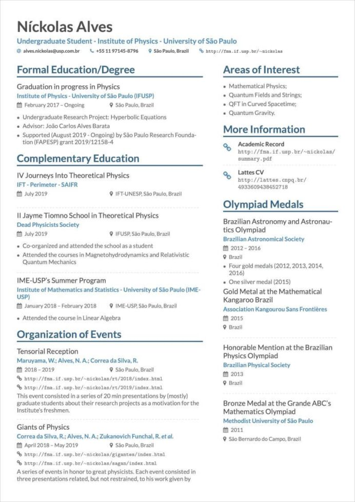 latex resume templates and cv for two column template resumelab active directory points Resume Two Column Resume Template