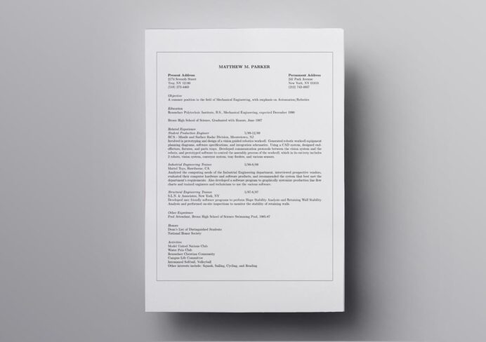 latex resume templates cv template stanford labor and delivery pharmacy technician Resume Resume Latex Template Stanford