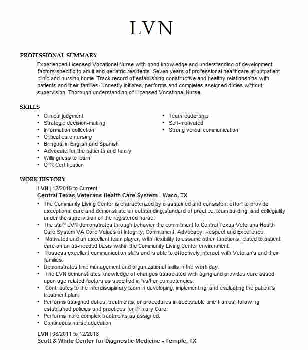 lvn resume example skilled nursing and rehab facility family practice writing for Resume Lvn Resume Skilled Nursing Facility