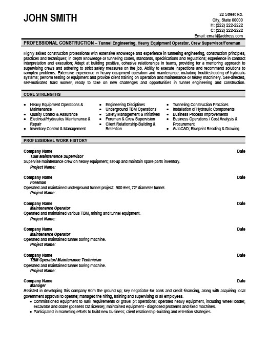 maintenance supervisor resume template premium samples example planner examples critique Resume Maintenance Planner Resume Examples