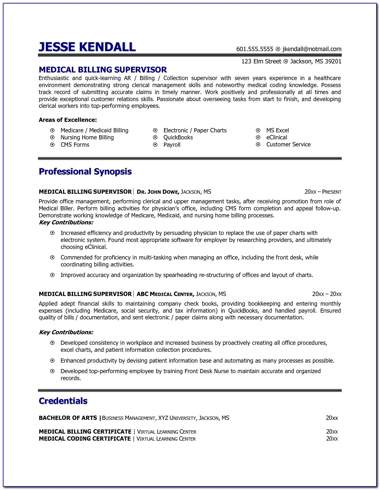 medical billing and coding resume skills vincegray2014 excel vba on error next example Resume Billing And Coding Resume