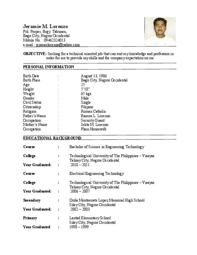 office resume sample objective for tourism students vmware administrator responsibilities Resume Sample Resume Objective For Tourism Students
