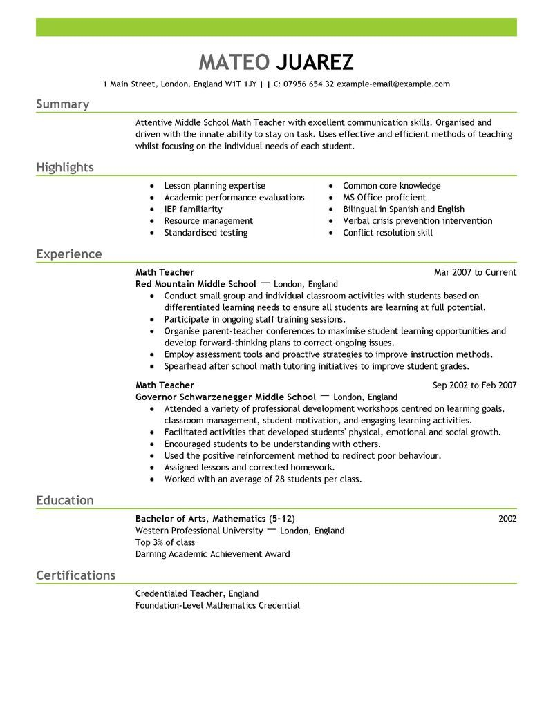 pin by suzsanna perieteanu on resume for teacher examples template teaching professional Resume Professional Teacher Resume