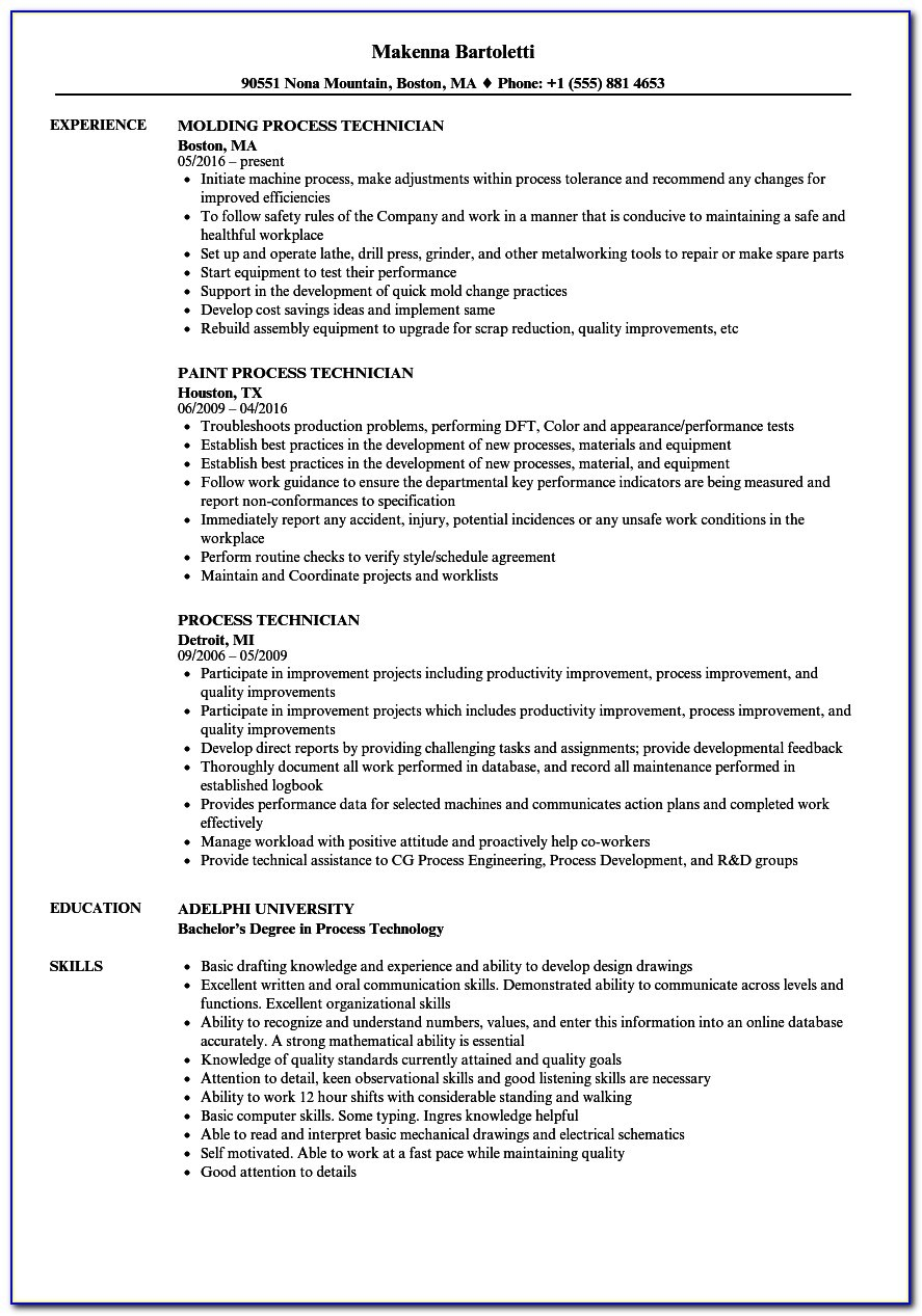plastic injection molding process engineer resume vincegray2014 actually free builder Resume Injection Molding Resume