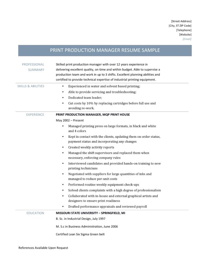 print production manager resume by builders medium examples vkxxn2ptxldo09o8 listing Resume Print Production Resume Examples
