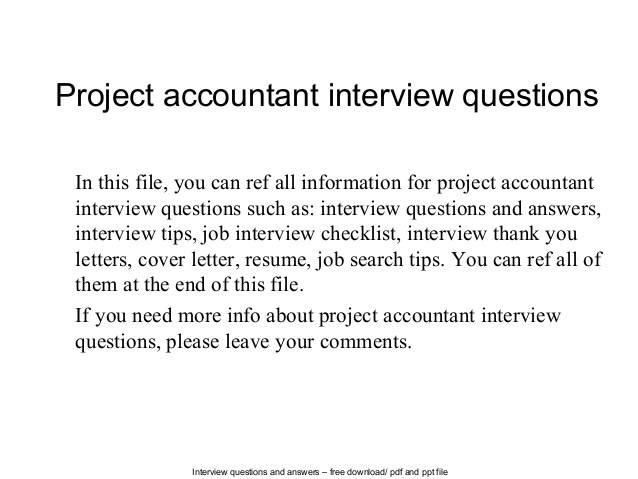 project accountant interview questions oracle accounting resume general studies business Resume Oracle Project Accounting Resume