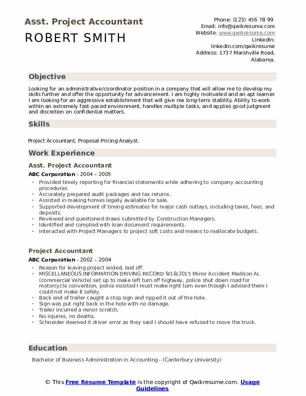 project accountant resume samples qwikresume oracle accounting pdf business development Resume Oracle Project Accounting Resume