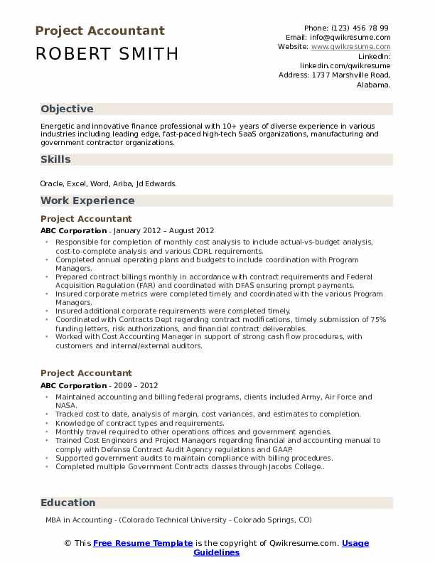 project accountant resume samples qwikresume oracle accounting pdf entry level tax chief Resume Oracle Project Accounting Resume