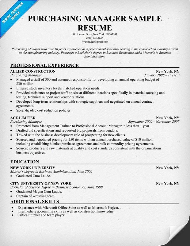 purchasing manager resume sample companion examples medical template professional samples Resume Assistant Purchase Manager Resume Sample