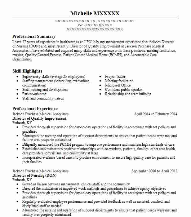 quality improvement director resume example radius healthcare center entry level nursing Resume Healthcare Quality Improvement Resume
