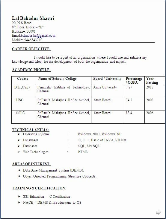restaurant experience resume for iti electrician fresher system engineer format special Resume Iti Motor Mechanic Resume Format