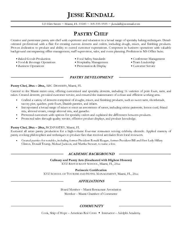 resume builder opengovpartnersorg http jobresume website chef objective examples banquet Resume Banquet Chef Resume Sample