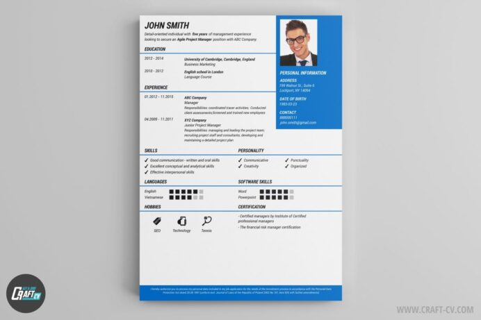 resume cv template free format builderssional maker editor with music best for templates Resume Best Free Resume Maker