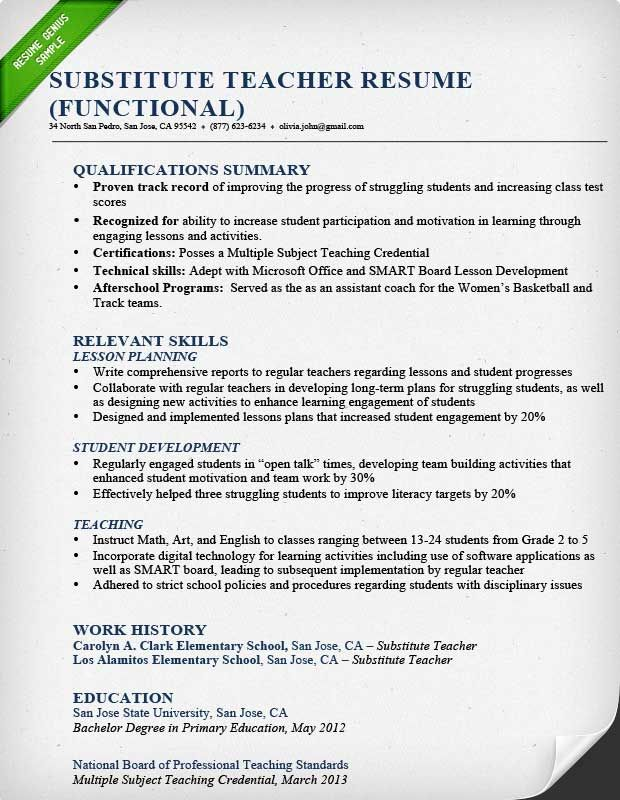 resume examples for teachers teaching teacher template professional management consultant Resume Professional Teacher Resume
