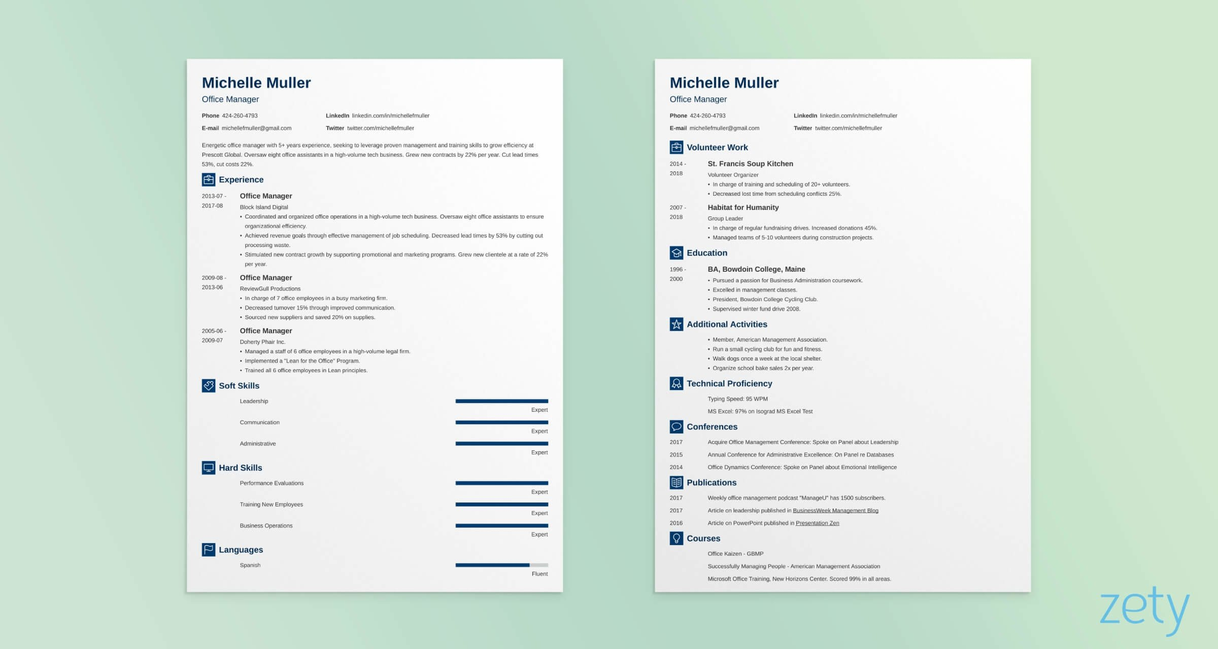 resume it crush your chances format tips best two newcast1 freelance writer self Resume Best Two Page Resume Format