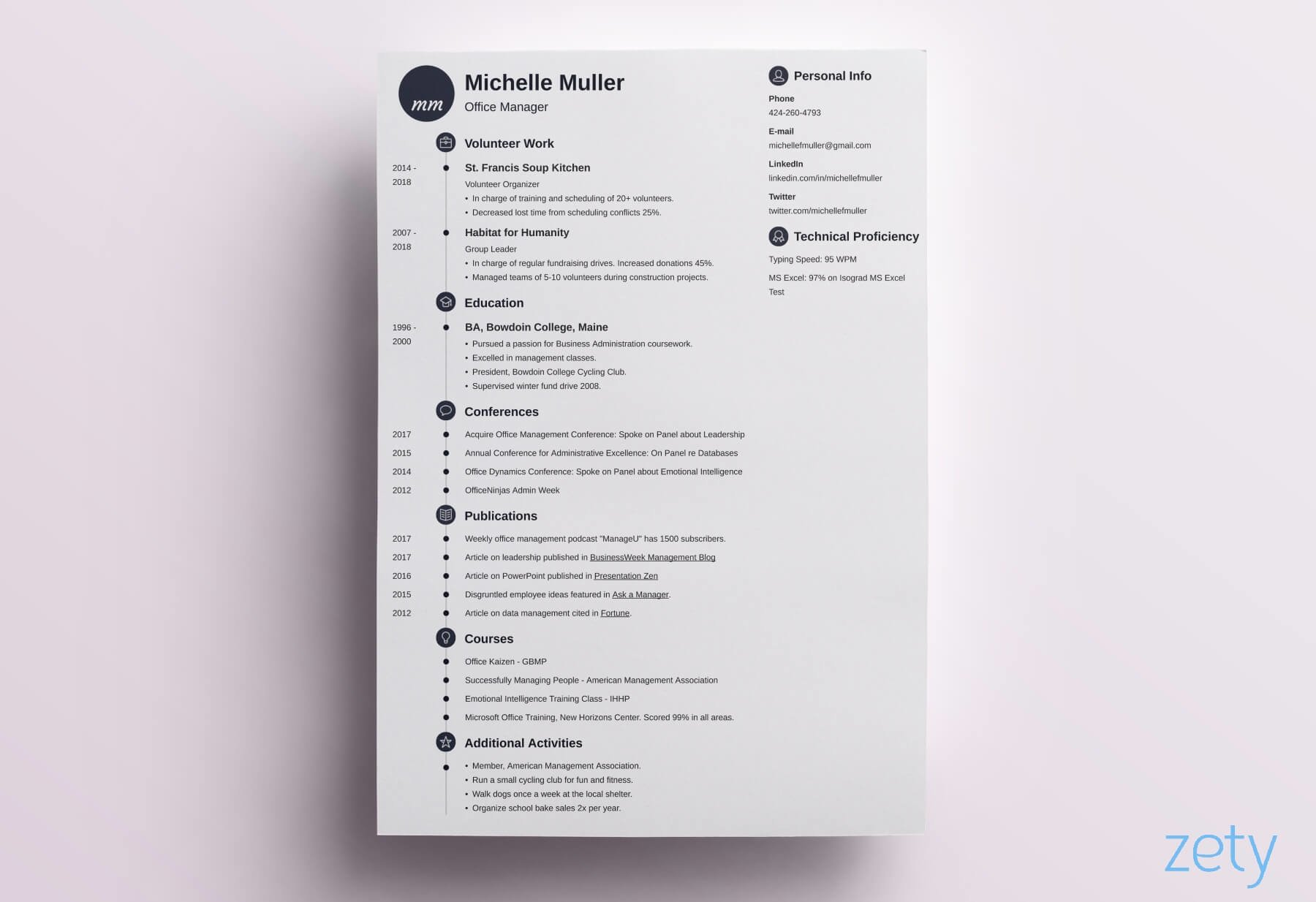 resume it crush your chances format tips best two primo london template inventory clerk Resume Best Two Page Resume Format