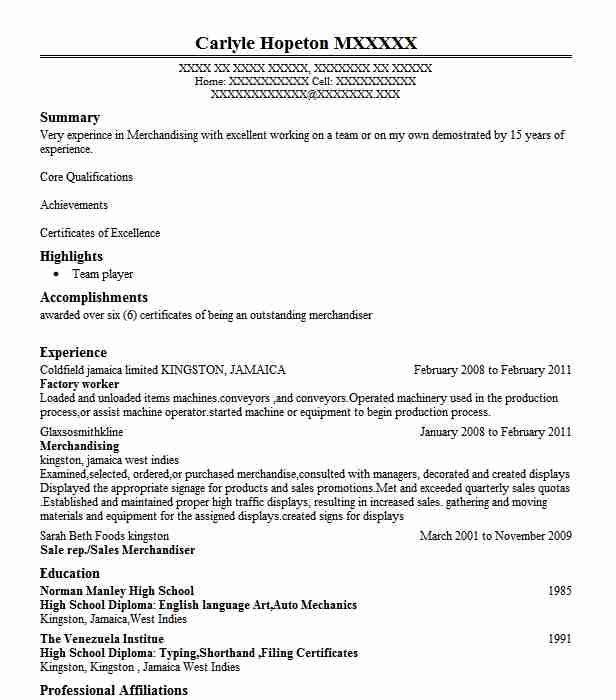 resume summary examples for factory worker template creatives sample email job Resume Factory Worker Job Description Resume