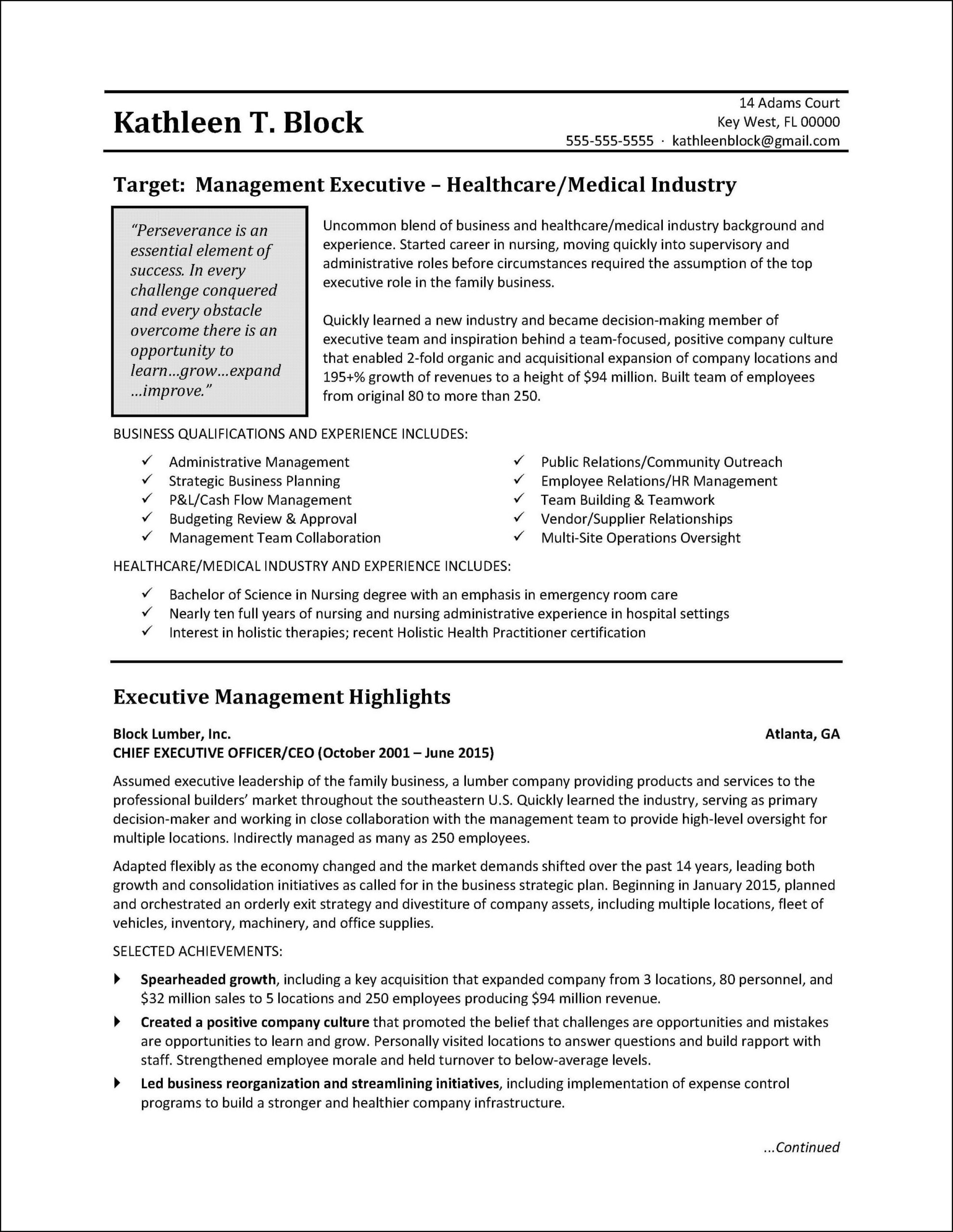 resume tips for former business owners to land corporate job owner ccna test proctor help Resume Resume For Corporate Job