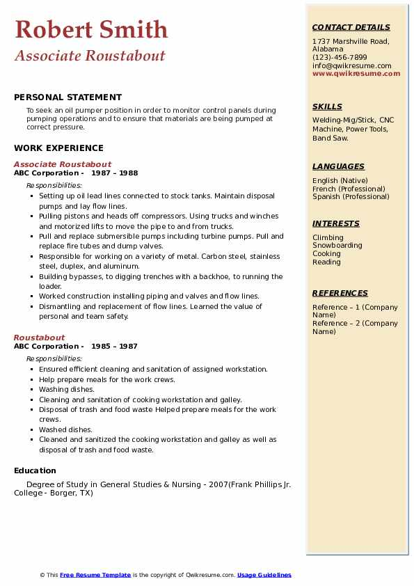 roustabout resume samples qwikresume model pdf lms administrator objective for business Resume Lms Administrator Resume